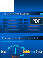 Proyecto de Ingeniería