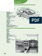 Worksheet Car parts