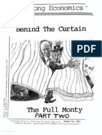 Behind The Curtain--The Full Monty (Part Two)