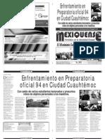 Diario El mexiquense 4 Diciembre 2014
