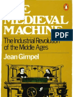 gimpel - the medieval machine, the industrial revolution of the middle ages