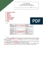 A.2.1 - Sistema Digestivo Humano - Fichade Trabalho (1) - Soluções