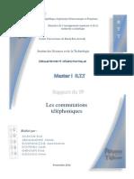TP RMF_Commutation Téléphonique RTC