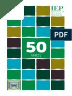 Brochure IEP 2014 - Español