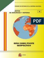 035 Iran Como Pivote Geopolitico