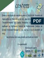 Convite Com Fundo PDF
