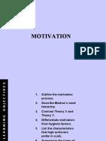 Motivation Pgdm Final