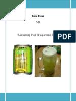Strategic Marketing Sugarcane Juice