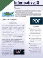 Informativo IQ - Novembro 2012