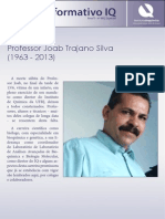 Informativo IQ - Especial Prof. Joab 2013