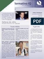 Informativo IQ - Julho de 2013
