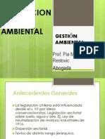Gestión Ambiental Clase 1