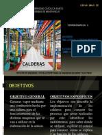 Calderas Exposicion