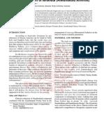 rhumatoid  arthritis ayurveda article