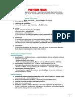 Resumo - Proteínas Plasmáticas - Bioquímica Clínica