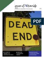 Chroniques d'Altaride n°005 octobre 2012 La Mort