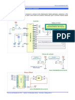 12 - Liga Motor de Passo Unipolar