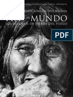 """""""Fin de Un Mundo"""" Los Selknam de Tierra del Fuego, de Anne Chapman"""
