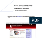 Instructivo de Actualizacion de Datos (1)