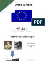 Gestion de La Importacion - Semana 9 La Union Europea
