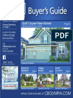 Coldwell Banker Olympia Real Estate Buyers Guide December 6th 2014