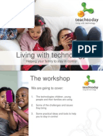 living with technology presentation