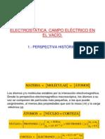 Electrostatica Definicion