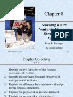 Assessingg a New Ventures Fin Strength