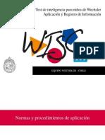 Diapositiva subpruebas WISC