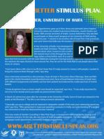 Masa Israel Alumni Profile