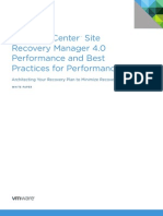 Vmware Vcenter Srm Wp en Best Practices