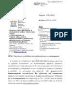Αντιμετώπιση της έλλειψης BCG-Χορηγηση Συνταγολογιων Σε Ουρολογους