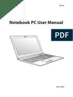 Asus Laptop Manual