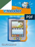 VReader Console M