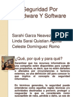 Seguridad Por Hardware y Software