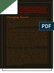 Changing Assam