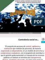Contraloría Social Centros de Maestros