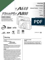 finepix A610_A800OwnersManual