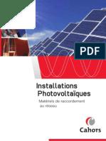 Cata Photovoltaique