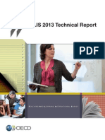 TALIS 2013 Technical-Report