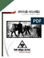 Defesa Pessoal 1 - A Arte de Evitar o Risco