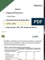 CAPEX AND OPEX