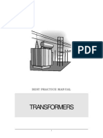 Best Practices Manual-TRANSFORMERS