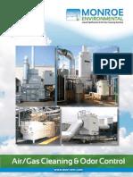 Air Gas Cleaning&Odor Control-Monroe Environmental
