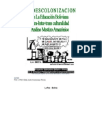 Cultura Educativa Descolonizadora.pdf