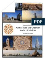 2008.11.Architecture and Urbanism in the Middle East (1)