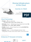 Massachusetts DGS 2014 Presentation Moving Infrastructure to the Cloud - Talbott -Getchonis