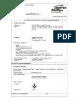 MSDS-Airpath Compass Fluid
