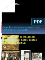2da. Revolución industrial