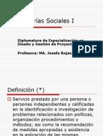 Consultorías Sociales
